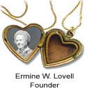 Founder Ermine W. Lovell
