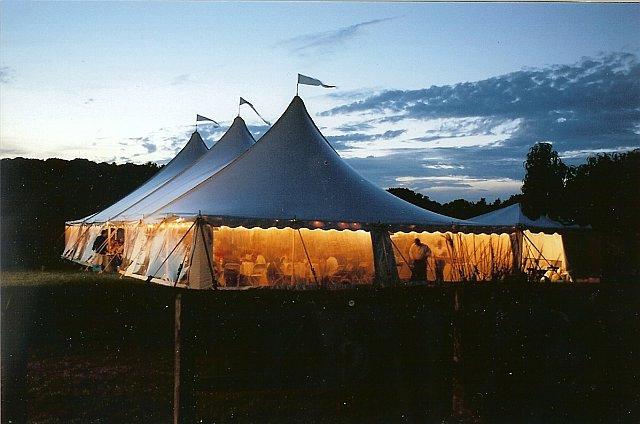 Wedding Event at Bourne Farm